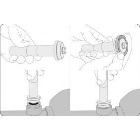 YT-0638 Sada tlakove matice, na- / vypousteci tlak od YATO kvalitní nářadí