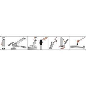 YT-0701 Fettpresse von YATO Qualitäts Ersatzteile