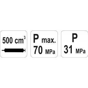 YT-0708 Fettpresse von YATO Qualitäts Ersatzteile
