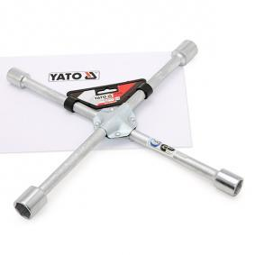 Four-way lug wrench for cars from YATO: order online