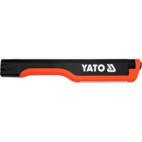 Latarki do samochodów marki YATO - w niskiej cenie