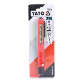 Lămpi de mână pentru mașini de la YATO: comandați online