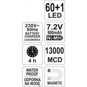 PKW Handleuchte YT-0852
