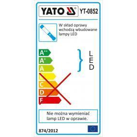Stark reduziert: YATO Handleuchte YT-0852