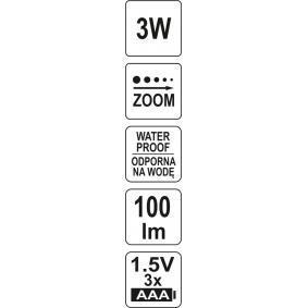 Håndlampe til biler fra YATO - billige priser