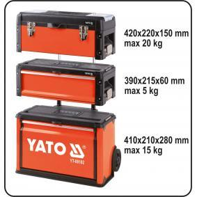 YATO Carucior cu scule YT-09102 magazin online