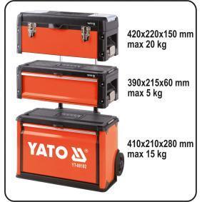 YATO Verktygssvagn YT-09102 nätshop