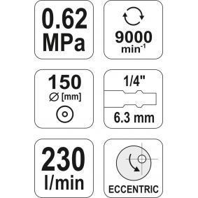 YATO Szlifierka oscylacyjna YT-0967 sklep online