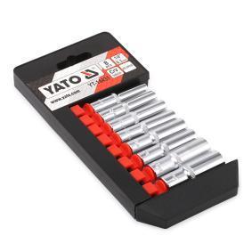 YATO Zestaw kluczy nasadowych (YT-14431) w niskiej cenie