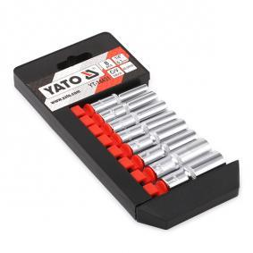 YATO Jogo de chaves de caixa (YT-14431) a baixo preço