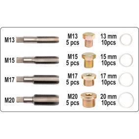 YT-1757 Reparatieset, schroefdraad van olieaftapschroef van YATO gereedschappen van kwaliteit