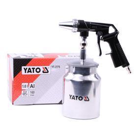 YT-2376 Sandblästringspistol från YATO högkvalitativa verktyg