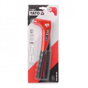 YT-36011 Cęgi do nitów jednostronnie zamykanych od YATO narzędzia wysokiej jakości
