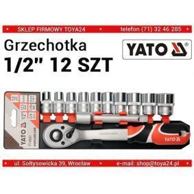 YATO Dugókulcs készlet YT-38821 online áruház