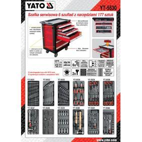YATO Verktygssvagn YT-5530 nätshop