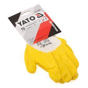 Skyddshandske för bilar från YATO: beställ online