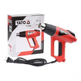 YT-82288 Horkovzdużný tlakový ventilátor od YATO kvalitní nářadí