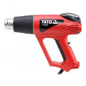 YATO Horkovzdużný tlakový ventilátor (YT-82288) za nízké ceny