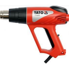 Ventilador aire caliente de YATO YT-82288 en línea