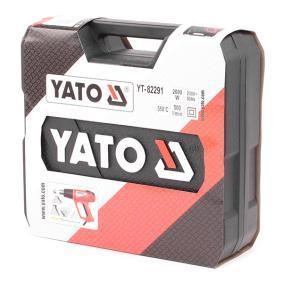 Horkovzdużný tlakový ventilátor YT-82291 YATO