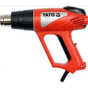 YATO Heteluchtventilator (YT-82291) aan lage prijs