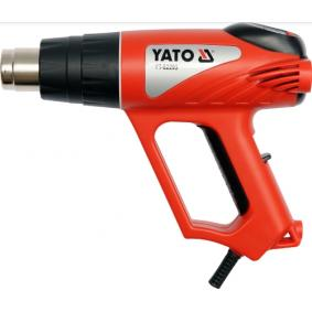 Heteluchtventilator YT-82292 YATO