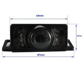 004665 Rear view camera, parking assist for vehicles