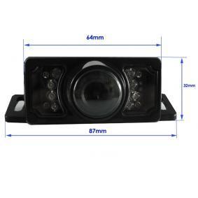 004665 Kamera cofania, asystent parkowania do pojazdów