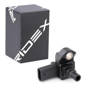 1 Schrägheck (E87) RIDEX Sensor, Saugrohrdruck 3947S0019
