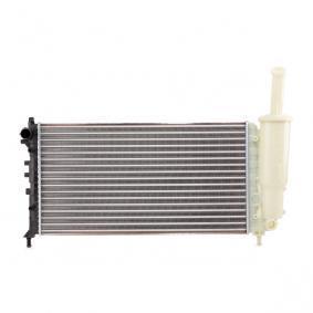 Radiator 470R0659 RIDEX