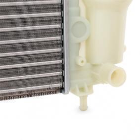RIDEX Radiator 470R0659