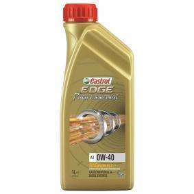 SAE-0W-40 Двигателно масло от CASTROL 15341D оригинално качество
