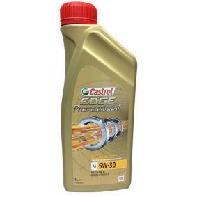FORD Motorolajok a CASTROL 1537BC gyártói minőségű