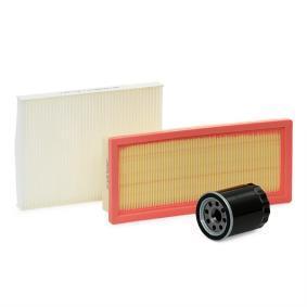 30A4000100 für HONDA, MITSUBISHI, Filter-Satz RIDEX (4055F0164) Online-Shop