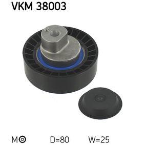 SKF Spannrolle Keilrippenriemen (VKM 38003)