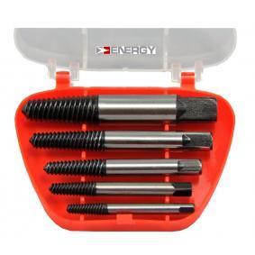Kit de extractores de pernos de ENERGY NE00403 en línea