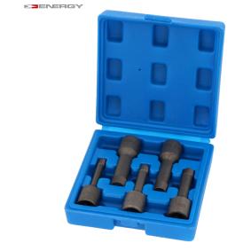 Kit de extractores de pernos NE00407 ENERGY