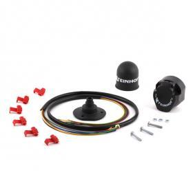 STEINHOF Electric kit, towbar WUK-01