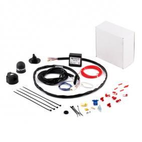 STEINHOF Electric kit, towbar SMP-4PE