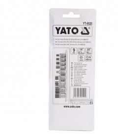 YATO Sada nastrcnych klicu (YT-0520) kupte si online