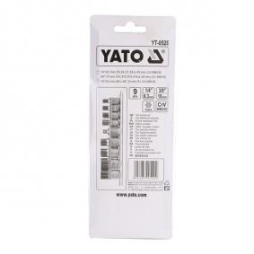 YATO Kit chiavi a bussola (YT-0520) comprare on-line