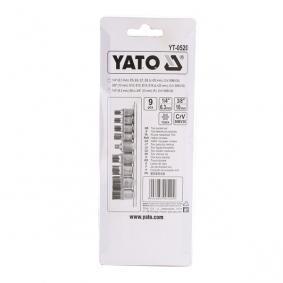 YATO Jogo de chaves de caixa (YT-0520) compre 24 horas