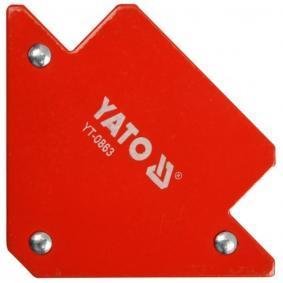 Prensa de tornillo YT-0863 YATO