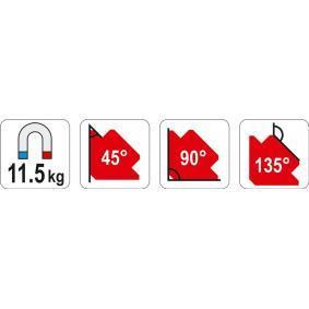 YATO Prensa de tornillo YT-0863 tienda online
