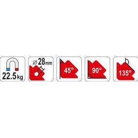 YATO Prensa de tornillo YT-0864 tienda online