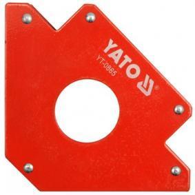 Prensa de tornillo YT-0865 YATO