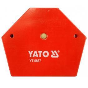 Prensa de tornillo YT-0867 YATO