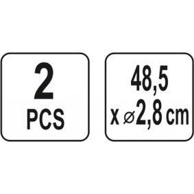 YATO Prowadnica, szuflada wózka narzędziowego YT-09071 sklep online