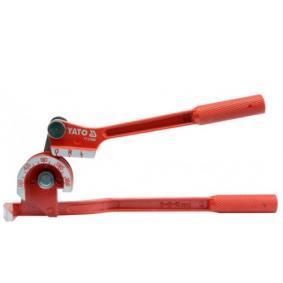 Dobladora de tubos de YATO YT-21840 en línea