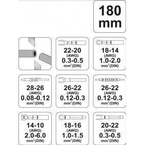 YATO Cęgi Crimp YT-2256 sklep online